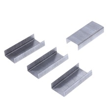 1000Pcs/Box 24/6 Metal Staples For Stapler Office School Supplies Stationery G8TA universal office series 24 6 steel staples silver