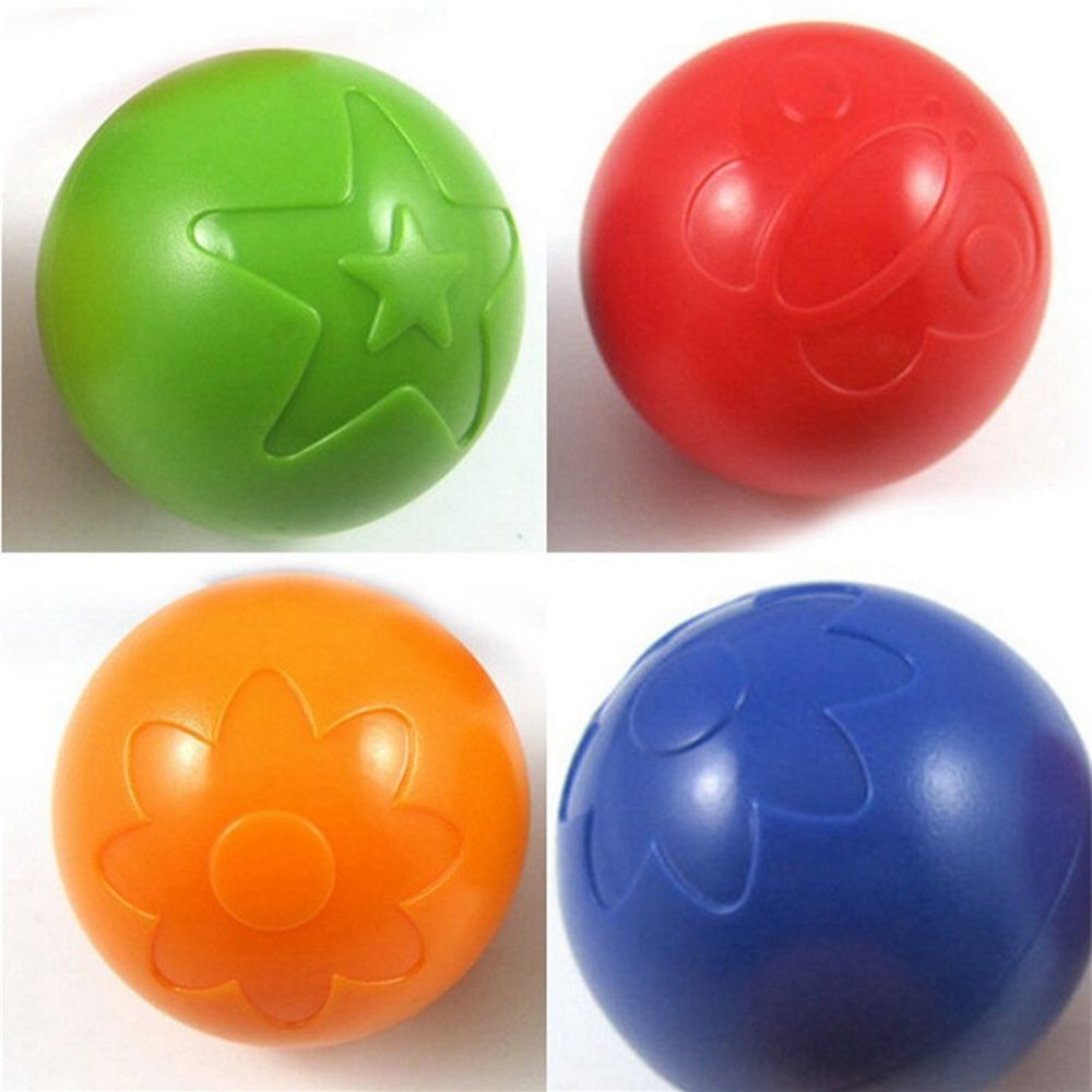 Baby Rattles Ball Rustle Music Bouncing Ball Sensory Perception Educational Funny Toy For Infant Child Kids 0- 12 Month WJ486