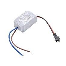 1 шт. 3X1 Вт простой переменный ток 85-265 в постоянный ток 3-14 в 300 мА светодиодные полосы драйвер Электронный трансформатор светодиодный блок питания Драйвер адаптер