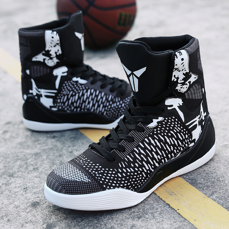 55ccb9f34a1 Ceyue 2019 Basketball Shoes Men Sneakers Lebron James Shoes High top Ankle  Shoes Air cushion Shockproof basket homme baloncesto-in Basketball Shoes  from ...