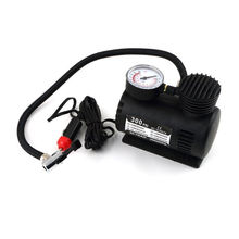 12V Portable Mini Air Compressor 300 PSI Bike Car Tyre Inflator Pump Cigarette Car Styling