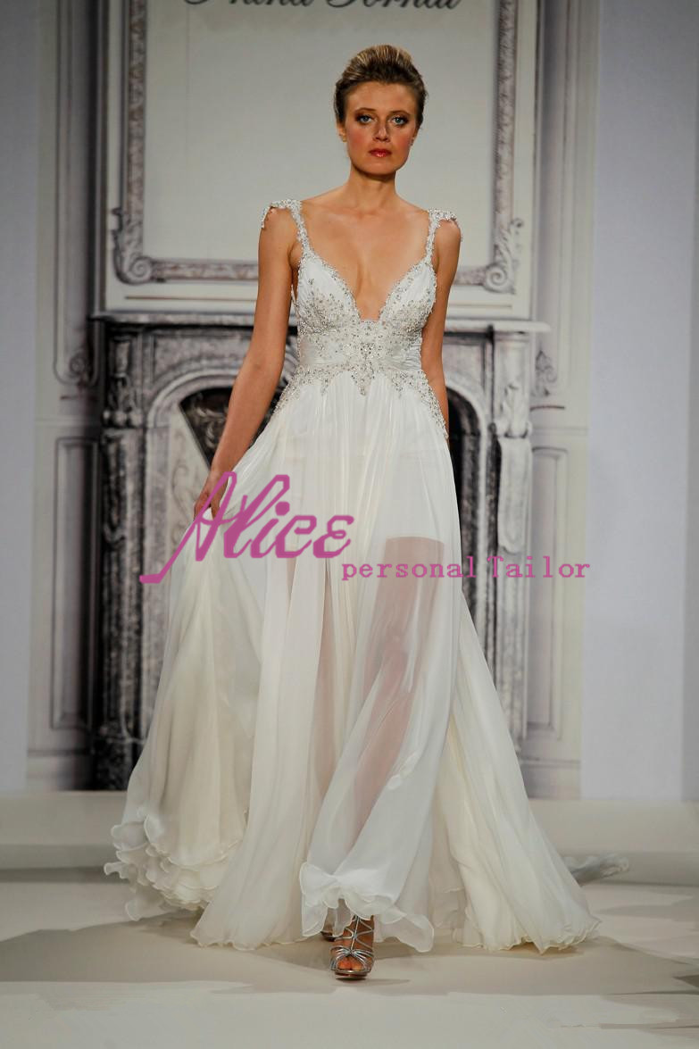 Compare prices on pnina tornai 2014 online shopping buy for Pnina tornai wedding dresses prices
