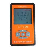 Infrared Power Meter Automotive Glass Solar Films Insulation Performance Test Radiation Energy Meter