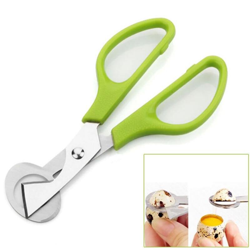 Голуб перепелині яйце ножиці крекер відкривачка багатоцільові кухонні інструменти Головна творчі кухонні приналежності млинець Maker
