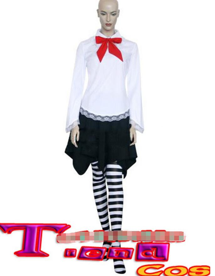 Hot DEATH NOTE Misa Amane Cosplay Costumes Death Note Amane Misa Girl's Cosplay Female Halloween Christmas Party Costume