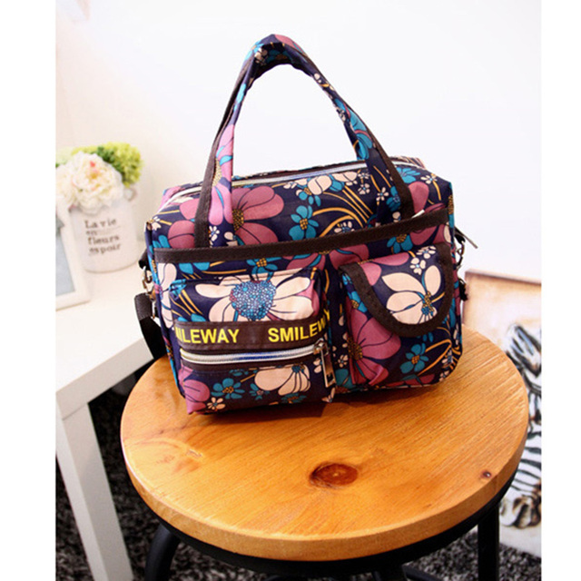 New Design Zipper Baby Diaper Bags Cute Ny Bag Handbags For Moms Korean Style Changing