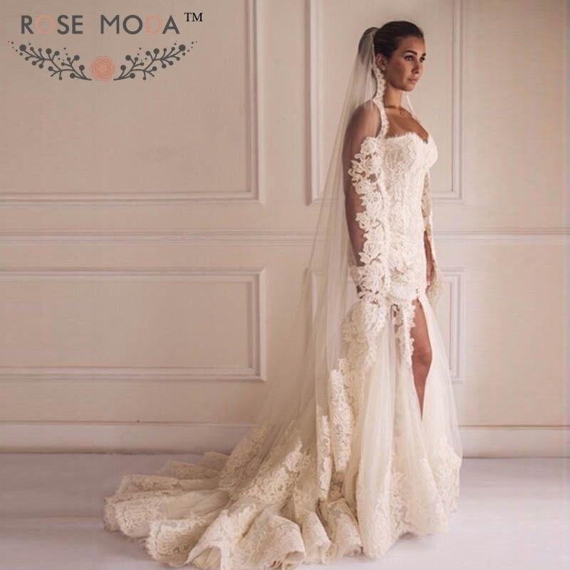 Großartig Einbau Trompete Hochzeitskleid Zeitgenössisch ...