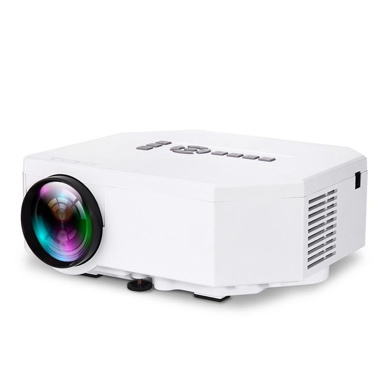 Mini 1080p Hd Multimedia Led Projector Home Cinema Theater: The New Home UC30 Mini LED Mini 1080P HD Projector LCD