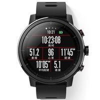 Xiaomi HUAMI AMAZFIT Strato спортивные часы 2 Bluetooth gps 11 видов спортивных режимов 5ATM водостойкий для Android iOS