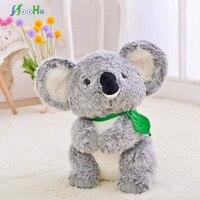 30 cm 45 cm En Peluche Jouet Koala En Peluche Et Doux Animaux Jouets Simulation Australien Koala Poupée Meilleur Cadeau Pour Les Enfants Kid Livraison gratuite