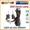 2pcs xenon bulb H13-3 35W 12V hi/lo xenon Lamp+ wire HID bixenon BULB ,BIXENON