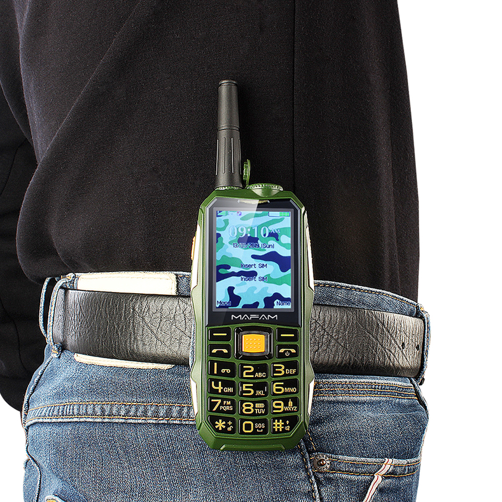 Image 3 - New Super Long Standby Large Character Military Industry Sanfang Mobile Phone for the Elderly-in Cellphones from Cellphones & Telecommunications