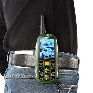 Image 3 - 新スーパーロングスタンバイ大文字軍事産業 Sanfang 携帯電話高齢者のための