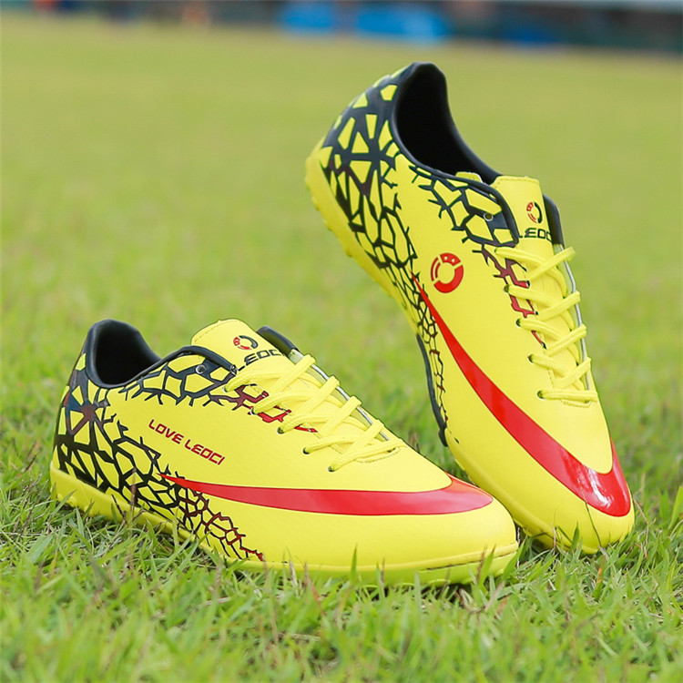 LEOCI Superfly Football Boots Sneakers Indoor Soccer Shoes Men Kids botas de futbol New Superfly Cleats voetbalschoenen 6