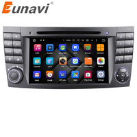 ROM 16G 1024 600 Quad Core Android 4 4 4 Car DVD For BENZ W211 E