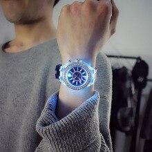 Luminous LED Sport Quartz Wristwatches