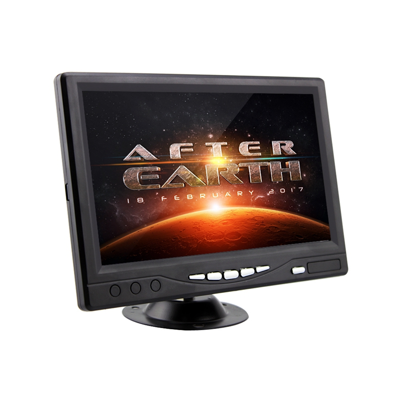 Cheapest 7 inch Raspberry Pi 3 LCD Monitor With HDMI Screen Display 1024x600 TFT Screen 7
