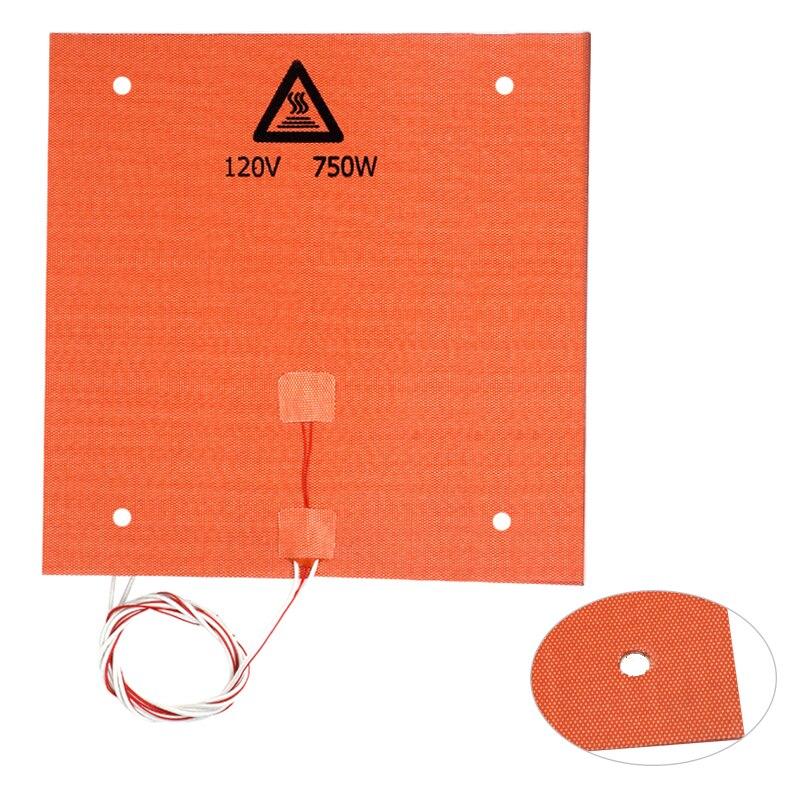 impressora 3d com furos de parafuso 3m adesivo apoio & sensor