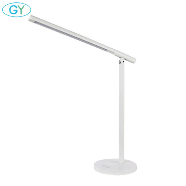 6W dimmable LED Book Reading Table Light Lamp Bright Flexible Adjustable study Desk Light LED Book Lamp touch dimming lamp