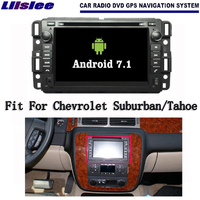 Android 7 1 2G RAM For Chevrolet Suburban Tahoe Car Radio Audio Video Multimedia DVD Player
