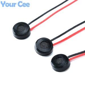 Image 2 - 200 sztuk 4*1.5 MM pojemnościowy mikrofon elektretowy/Pick Up 58 + 3dB (drut długość: 5.5 CM) mikrofon elektretowy skraplacza 4x1.5 MM dla MP3 MP4