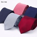 Premium 8.5cm Handmade Jacquard Necktie Nano Waterproof Business Party Wedding Gift Packing