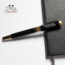 Unique Birthday gift for my boss good quality metal pen cusotm with bosss name on body free box