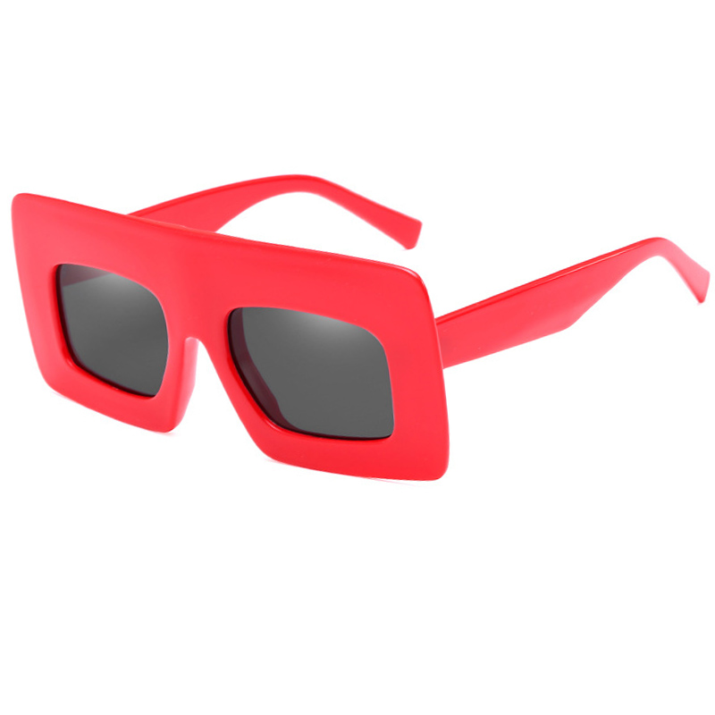 Frame Red Famale Frame Black Matte Uv400 Di Del Donne White c2 Grey c4 Da Frane Q493 Micc Dimensioni Grandi C1 Oculos Grey Retro Aloz Progettista Marca c6 Piazza Occhiali Grey Leopard Frame Sole c3 c5 Beige wg54ZOqB