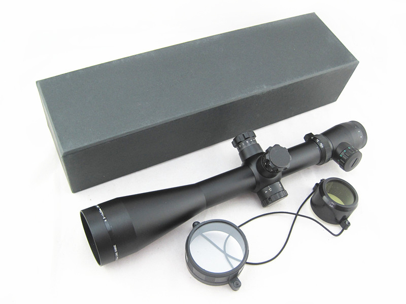 Tactical Optics 4.5-14X50 Hunting Rifle Scope M1 Riflescope Mil Dot Illuminated for Airsoft Gun Hunting Shooting Weapons t eagle 6 24x50 sffle riflescope side foucs rifle scope with spirit level tactical long range rifles airsoft air gun