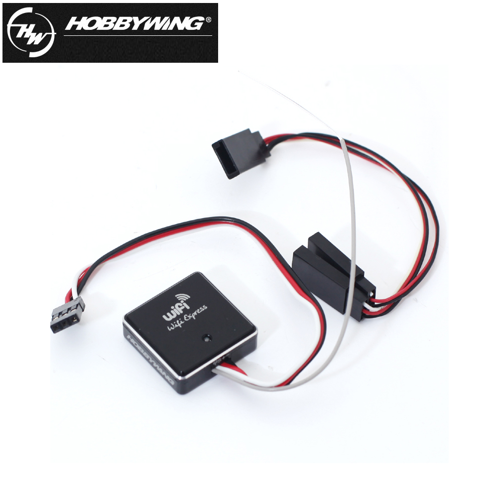 все цены на 1pcs Original Hobbywing ESC WiFi Express Module for XERUN EZRUN PLATINUM SEAKING PRO онлайн