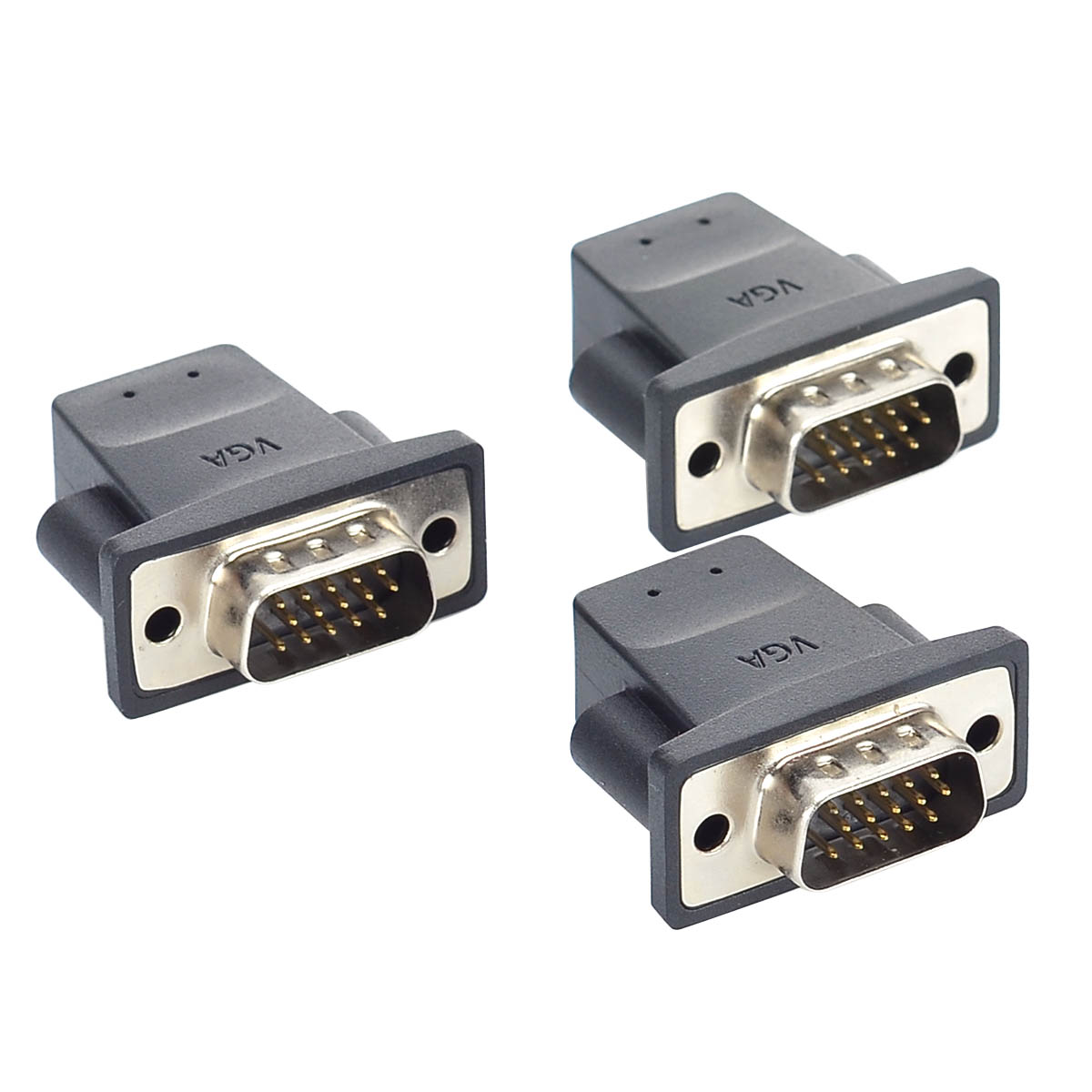 fit Headless-1920x1080@60hz Dvi Dummy Plug Headless Ghost Display Emulator -3pack