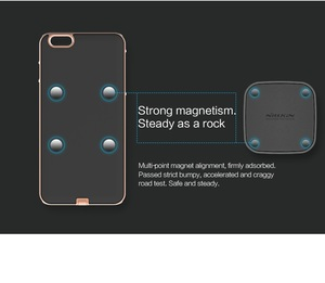 Image 2 - 4.7 inch Nillkin wireless receiver case for iphone 7 case cover Qi wireless charger receiver cover power charging Transmitter