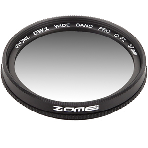 Image 2 - Zomei 37 ミリメートルプロ電話カメラ cpl 円偏光板レンズ iphone 7 6 s プラスサムスンギャラクシー huawei 社 htc windows のアンドロイド