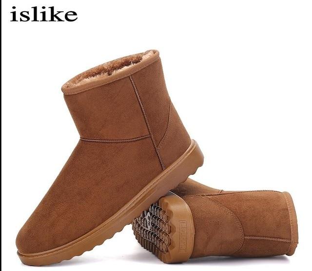 Bottes de neige Bottes de cheville d'hiver Chaussures de femme Chaussures Bottes d'hiver Chaussures de mode LasR3LnDiv