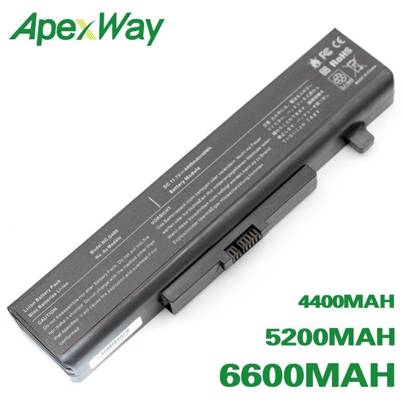 ApexWay Battery for Lenovo B480 B485 B490 B580 B585 B590 G405 G410 G480 G485 G500 G505 G510 G580 G585 G700 G710 N580 N581 N585ApexWay Battery for Lenovo B480 B485 B490 B580 B585 B590 G405 G410 G480 G485 G500 G505 G510 G580 G585 G700 G710 N580 N581 N585
