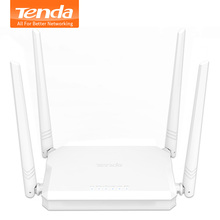 Tenda FH450 450Mbps Wireless wifi Router,wi-fi repeater,repetidor, Superior Broadcom Chip,4*5dBi antenna, Stronger & Wider WiFi(China (Mainland))