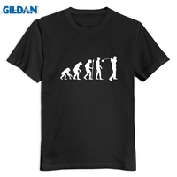GILDAN Pre Cotton Evolution F1 X Men T Shirt Latest Style Man S T Shirt