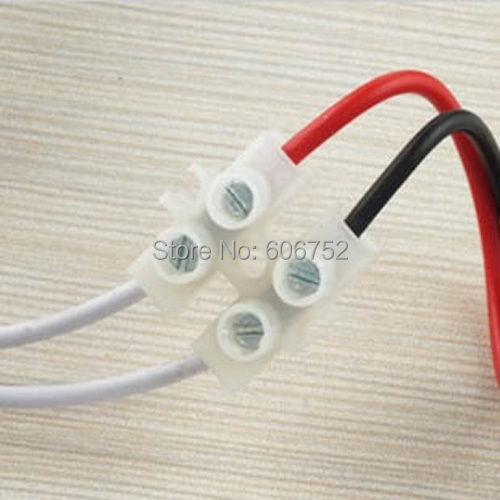 Do It Yourself Home Design: 6 Sets LED Lamp Cable Connector Electrical Cord Wire Joint