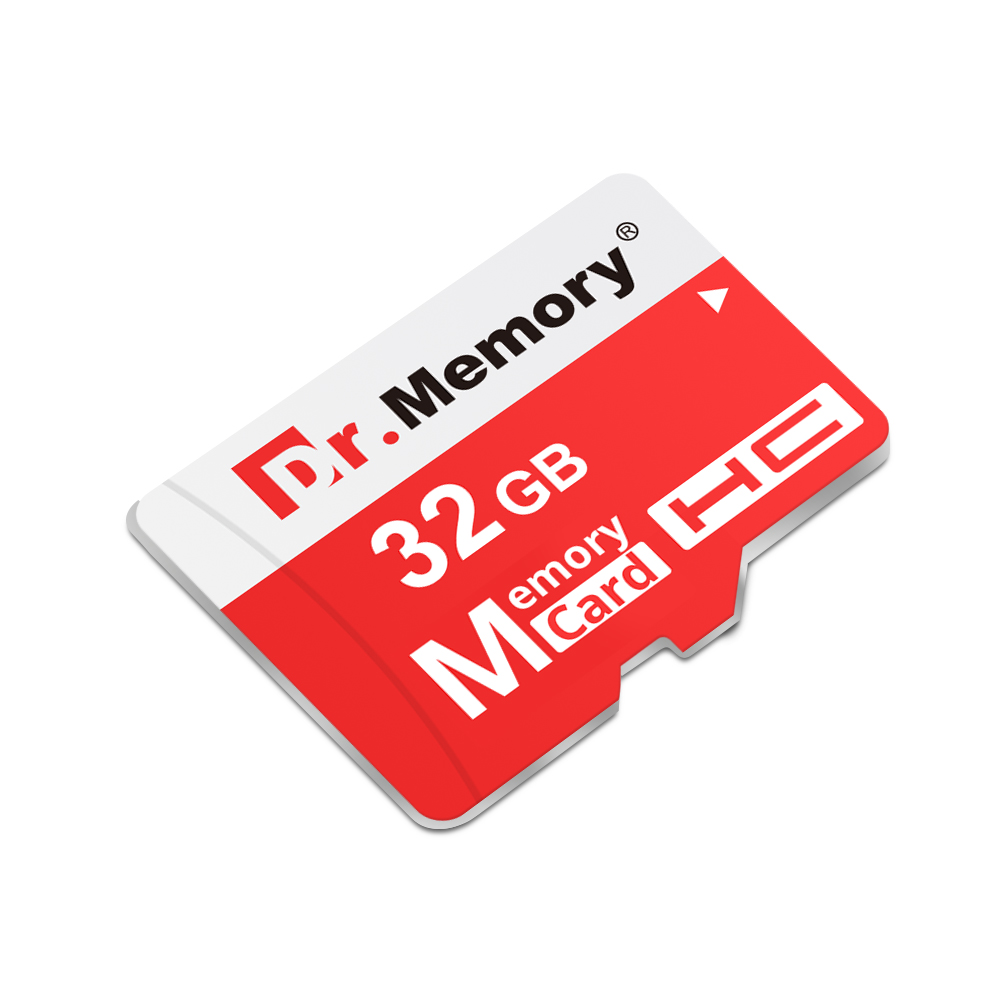 Memory Class6 TF Red 32GB/16GB Class10 8GB 4GB Pen Drive Flash Memory Disk For Smartphone Camera