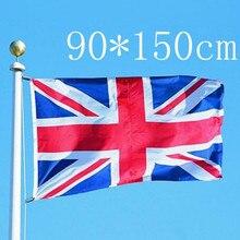 Соединенное Королевство национальное украшение для дома с изображением флага Кубка мира Олимпийские игры Юнион Джек Великобритания Британский Флаг Страны Англия флаги баннер