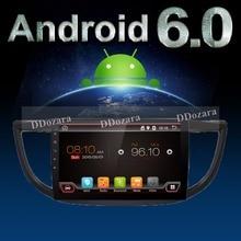 2 DIN Android 6.0 автомобиль DVD GPS для Honda CRV 2012-2016 Экран 1024×600 Bluetooth Радио RDS Wi-Fi 3 г зеркало-link 8 ГБ Географические карты OBD