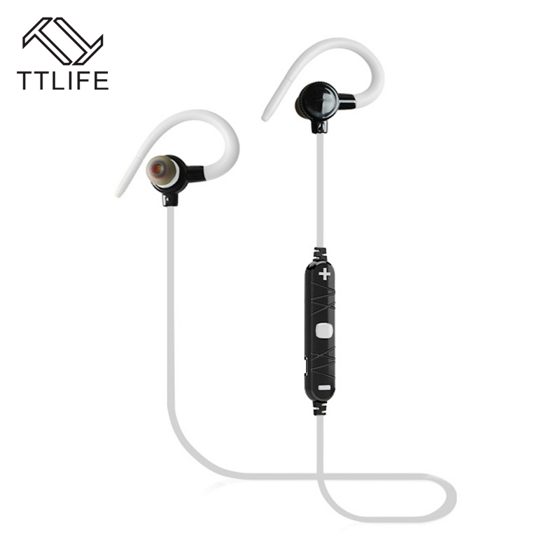 TTLIFE Wireless Headphones Bluetooth Earphone Professional Stereo Sport Headset for a Mobile Phone Xiaomi Iphone Huawei Gamer sport wireless headphones for philips phone bluetooth headset gym for philips mobile phone running earphone free shipping