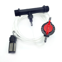 G1 2 And G3 4 Automatic Fertilizer Kit Venturi Tube Irrigation Water Flow Control Switch And