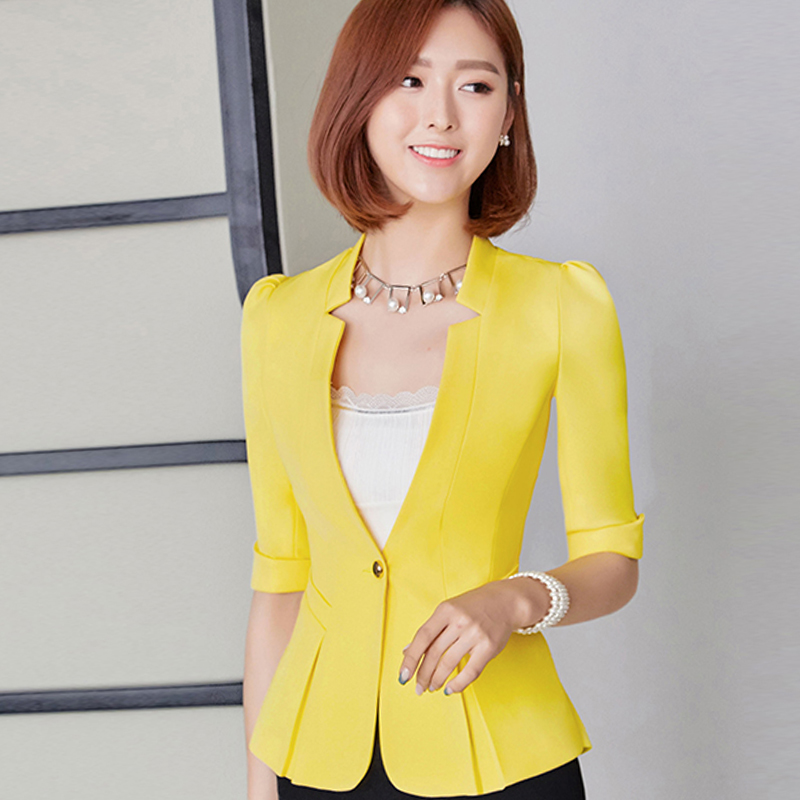 ced5514d5e680 Buy elegant short jackets women and get free shipping on AliExpress.com