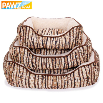 new-arrival-super-soft-pet-kennel-tree-bark-pattern-square-shape-dog-beds-puppy-cat-warming-winter-nest-bed-3-sizes-pet-supplies
