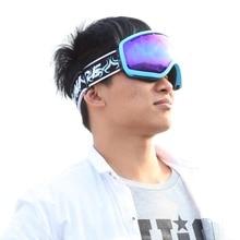 Benice Outdoor Sports Coloured Lens Unisex Adult Snowboard Skate Ski goggles UV Protective Glasses Eyewear SN-2700