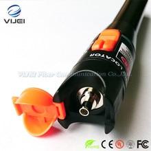 10 км VFL волоконно-оптический визуальный дефектоскоп оптоволоконный идентификатор Выходная мощность:> 10 мВт Оптическое волокно тестовая ручка