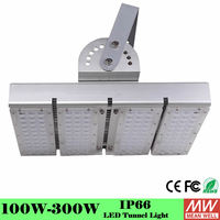 high lumen Lumileds 3030smd thick aluminum housing waterproof cool white 200w led tunnel light