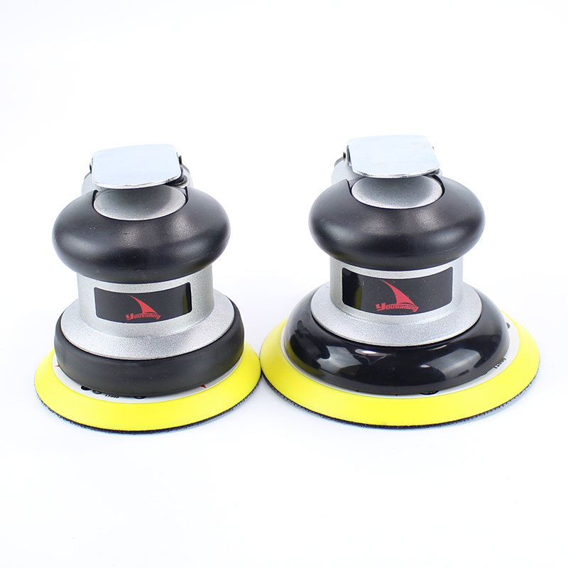 YOUSAILING 3, 4, 5 Inches Pneumatic Sander Pneumatic Polishing Machine Air Eccentric Orbital Sander Tool  Sander
