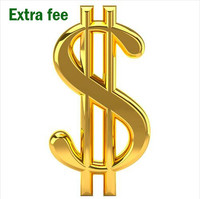 50USD For Extra Fee Cost Just For The Balance Of Your Order Shipping Cost Customize Fee